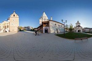 Виртуальный тур по Свято-Успенскому монастырю
