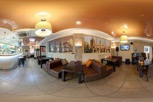 Виртуальный тур по кофейне «Собрание»