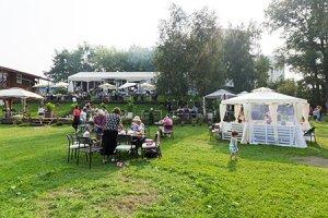 Семейный фестиваль «Босиком по траве»