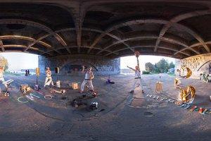 3D панорама для Сергея Локтева (Бома, группа Интромир)