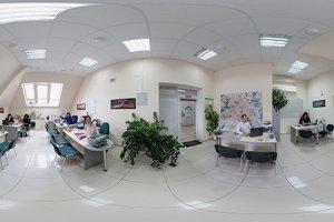 Виртуальный тур по офису АН «Арбат»