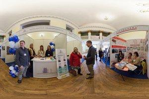 Виртуальный тур по выставке Недвижимость 2014