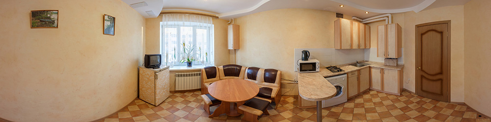 Виртуальный тур по квартире, сдаваемой в аренду
