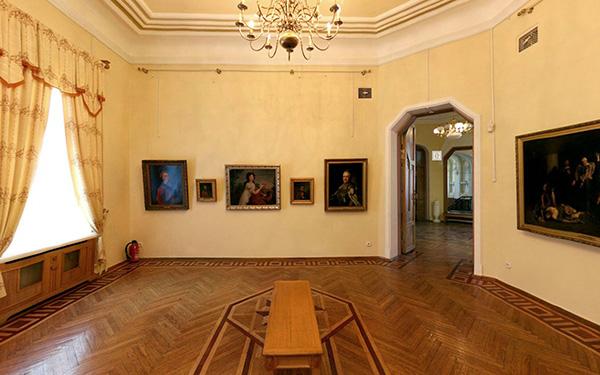 Виртуальный тур по музею В.И. Сурикова в Красноярске