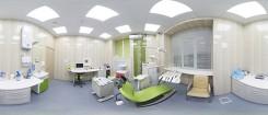Виртуальный тур для стоматологической клиники Блеск
